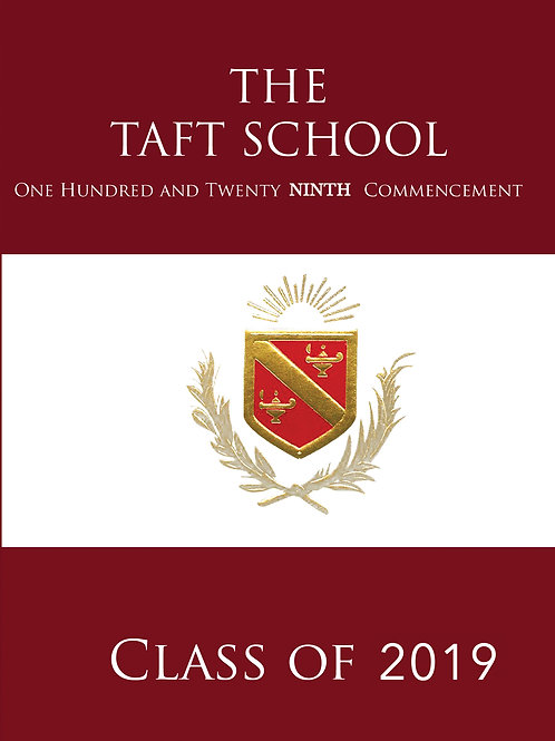 Taft Graduation Ceremony 2019