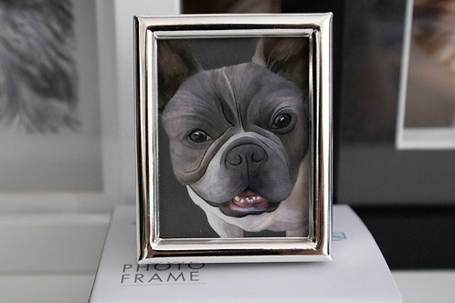 Mini MINIATUREs CUSTOM PET PORTRAIT