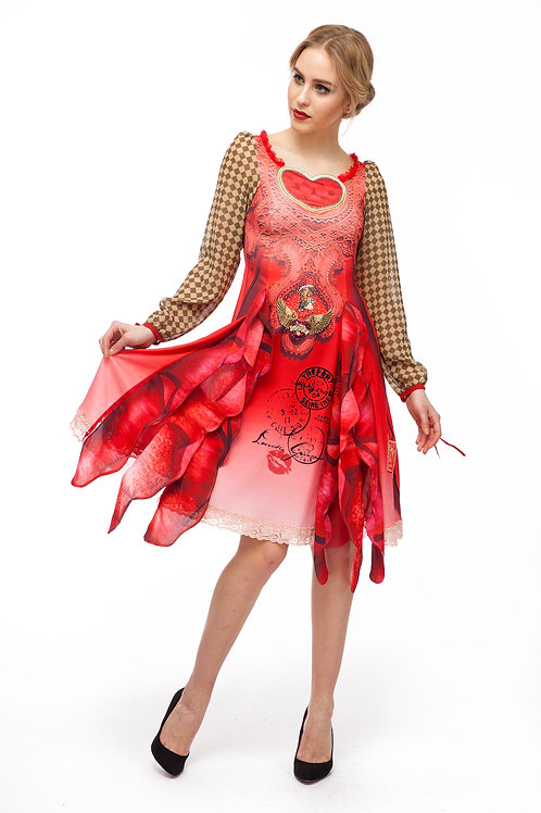Dress - Rosessence