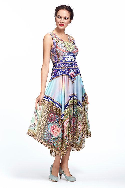 Dress Four Corner - Lokoometric