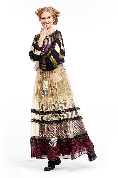Skirt Long - Design Buy Chance