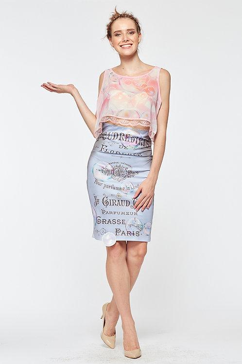 Skirt Mini - Double Bubble
