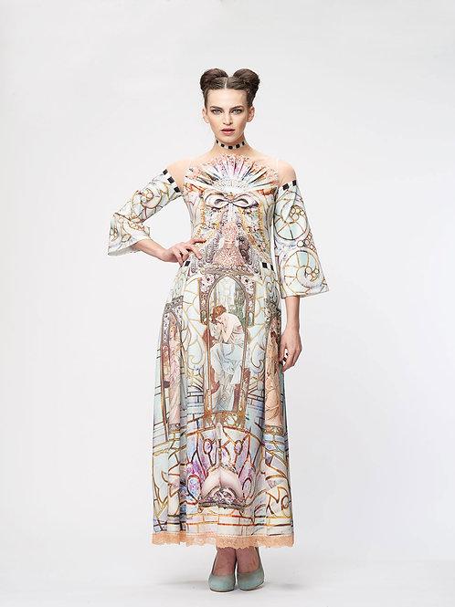 Dress Wide Long - End Of Nouveau