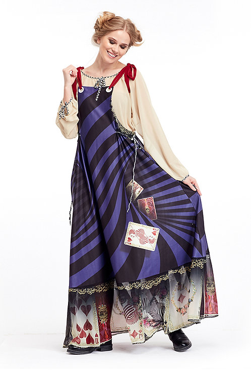 Dress Jumper Long - Design Buy Chance