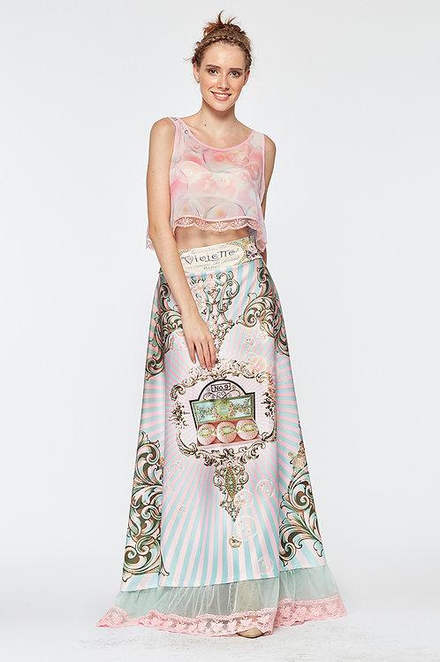 Skirt Long - Double Bubble