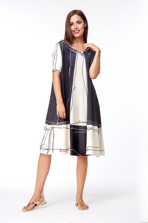 Comfort Dress Wide - No Wear