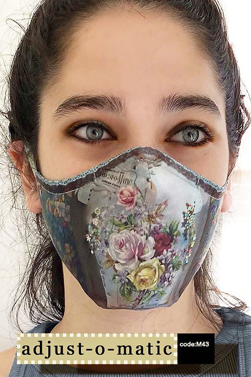 Mask with Print - Adjust O Matic