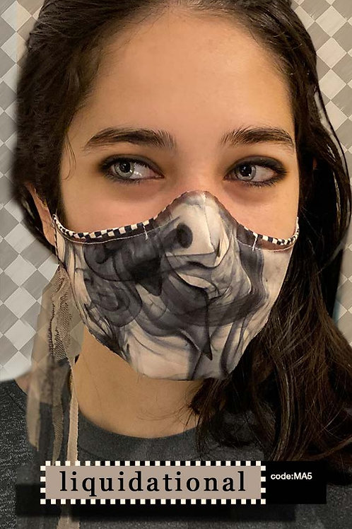 Mask with Accessories - Liquidational