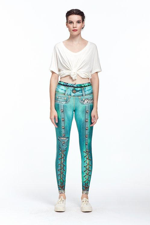 Leggings - Sezar Bright Colors