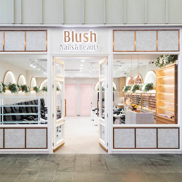 Blush Nails and Beauty