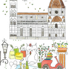 Picnic in Florence