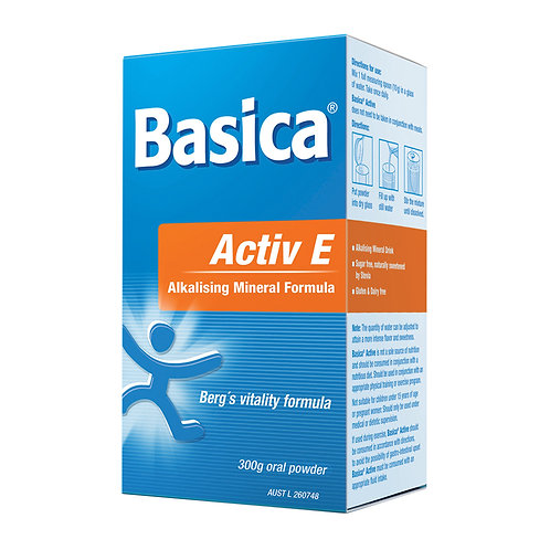 Basica Activ E Oral Powder 300gm