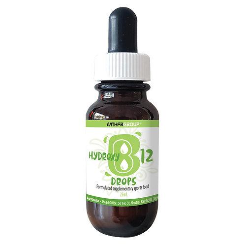 Hydroxy B12 MTHFR Support Drops 25ml