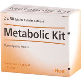 Metabolic Kit  2 x 50 tablets