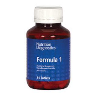 Formula 1 84 tablets