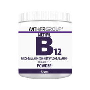 MTHFR Methyl B12  75gm POWDER