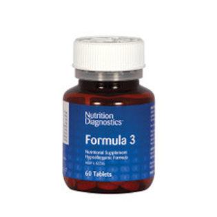 Formula 3 60 tablets