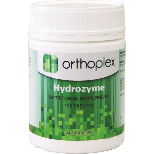 Hydrozyme 120 tablets