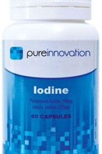 Iodine 60 Capsules