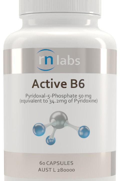 Active B6 60 caps