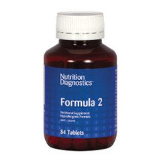 Formula 2 84 tablets