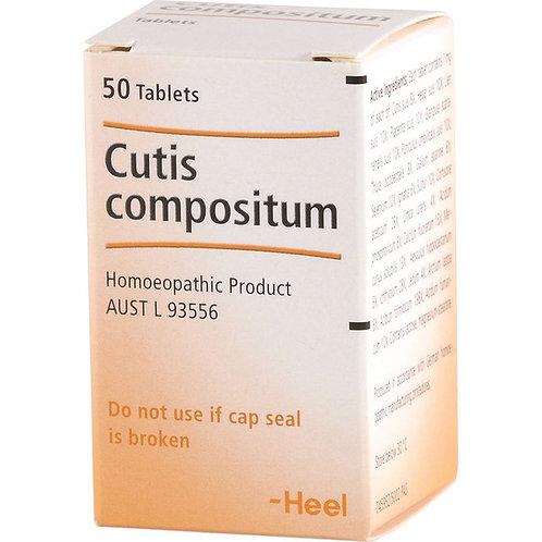 Cutis Compositum 50 tablets