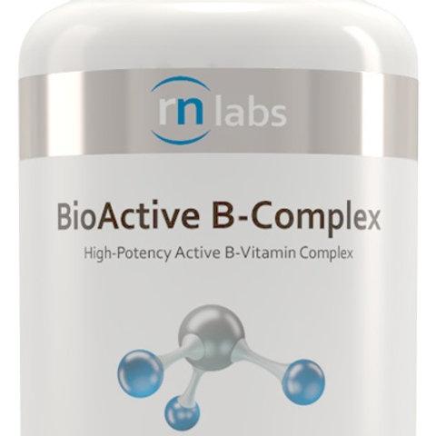 BioActive Total Folinic B Complex 60 veg cap