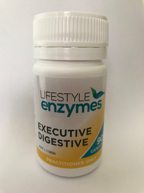 Executive Digestive Enzymes 90 Capsules