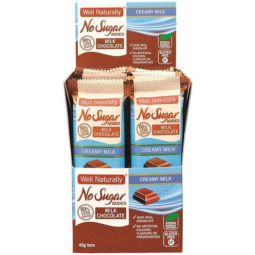 Milk Chocolate Creamy Milk 45g