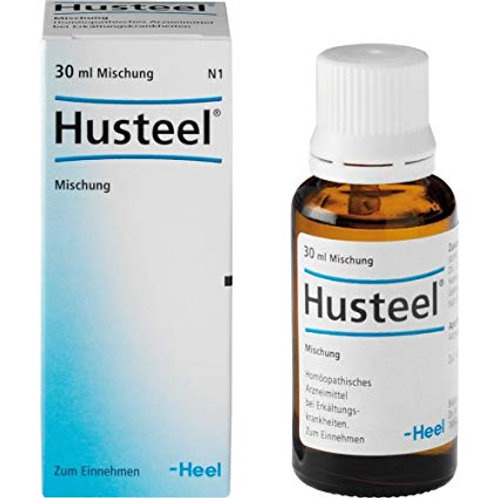 Husteel Oral Liquid 30ml