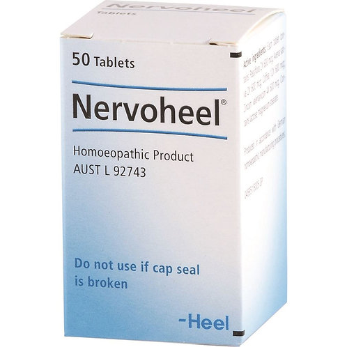 Nervoheel 50 tablets