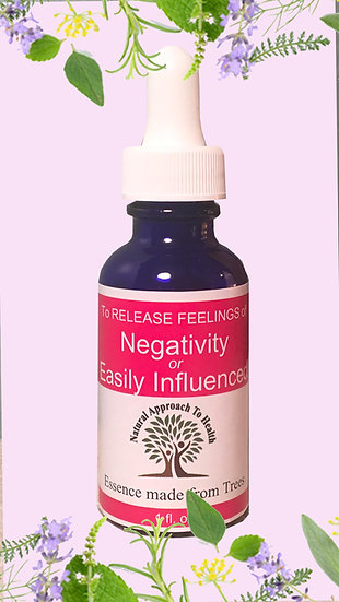 Negativity or Easily Influenced