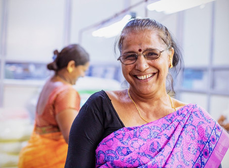 How Technology Amplifies Voices: Results from a pilot in an Indian Factory