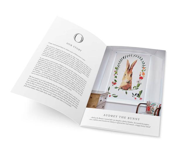 Ottoline Interiors booklet