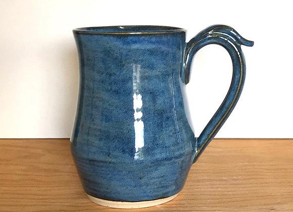 Large Midnight Blue Stein