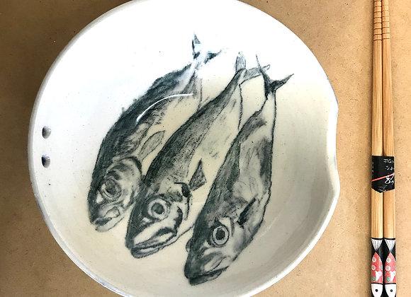 Three Fish Noodle Bowl