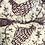 Thumbnail: Purple Sgraffito Chickens Plate