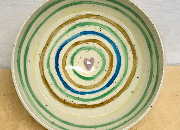 Heart Cereal Bowl