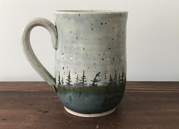 Sky Landscape Mug