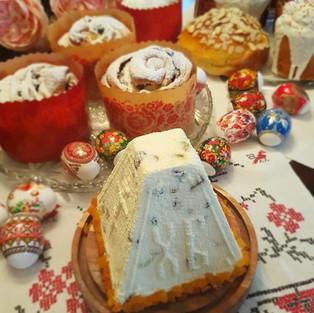 Какая же Пасха без куличей и пирогов?!