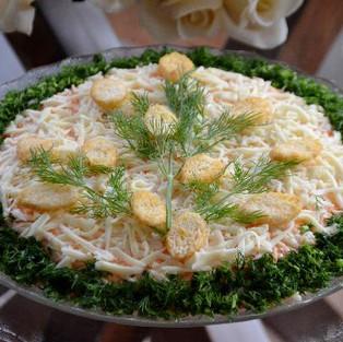 Salad 'Millennium.'