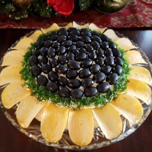 Salad 'Sunflower'
