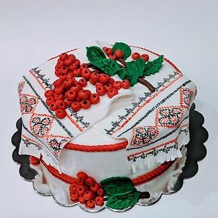 Cake 'Ukraine'.