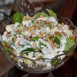 Salad 'Waldorf'.