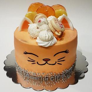 Cake 'Cat'.