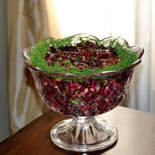 Salad 'Beetroot'.