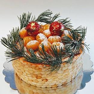 Cake 'Spruce'.