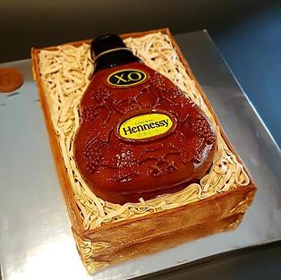 Hennessy Cake.