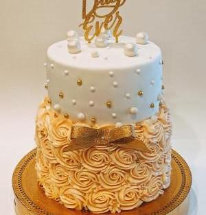 Cake 'Wedding'.