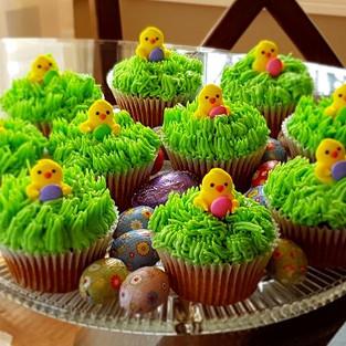 Muffins 'Chickens'.